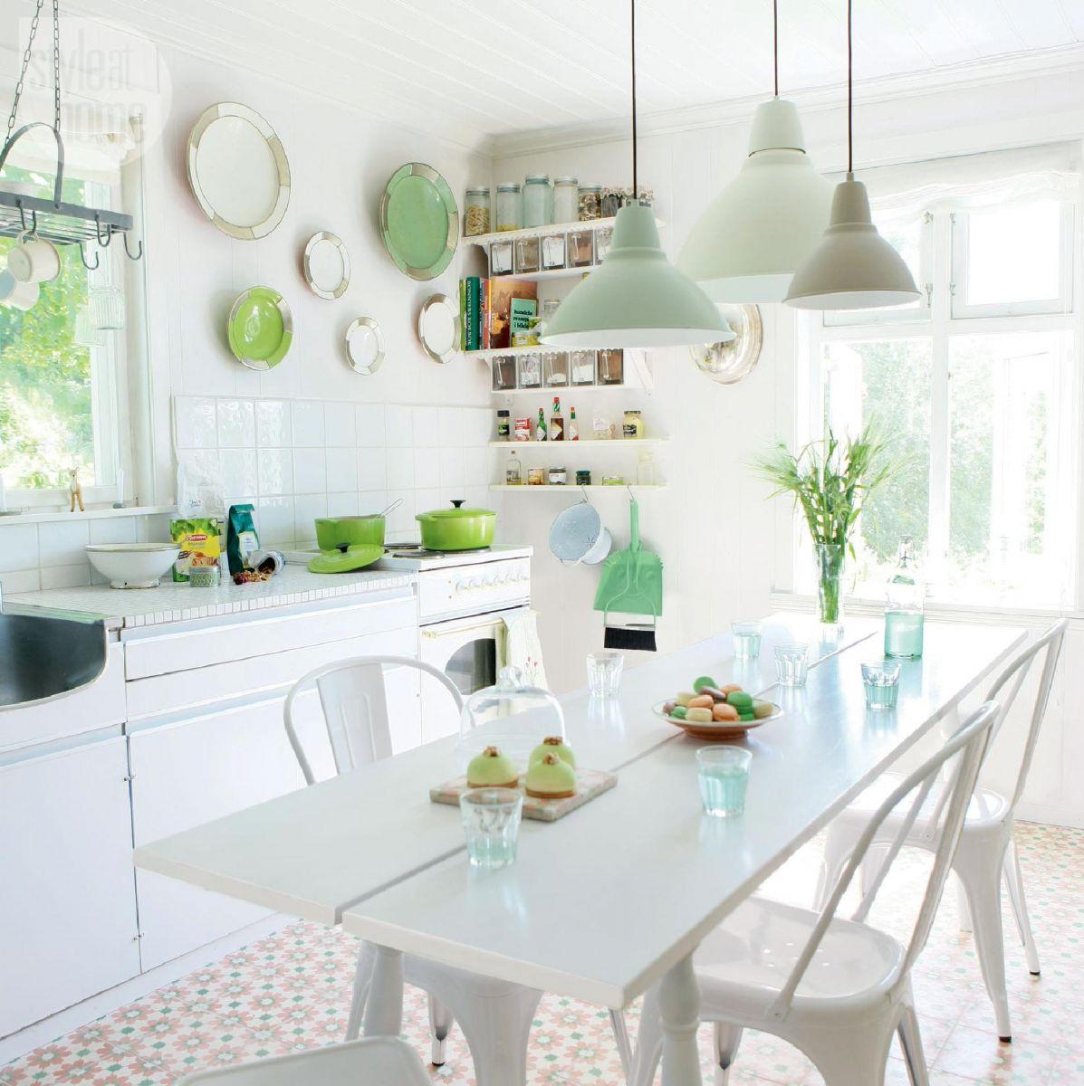 Projem dergisi maksimum sakinle tirici zelliklere sahip for Decorar cocina sin obras